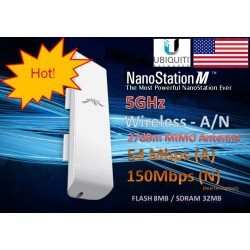 NanoStation M5 Wireless-N