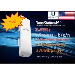 Nanostation M2 Wireless-N