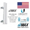 AM-2G15-120, AirMax Sector Antenna, 2.4GHz, Gain 15dBi, 120deg.