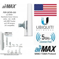 AM-5G16-120, AirMax Sector 5GHz, 16dBi, 120deg.