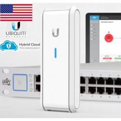 UC-CK, UniFi Cloud Key Hybrid Cloud Device Management